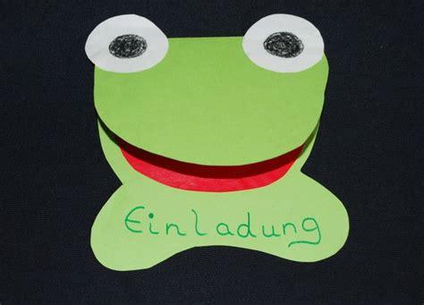 kinderspiele für geburtstag einladung frosch kinderspiele welt de froschparty geburtstagseinladungen kinder