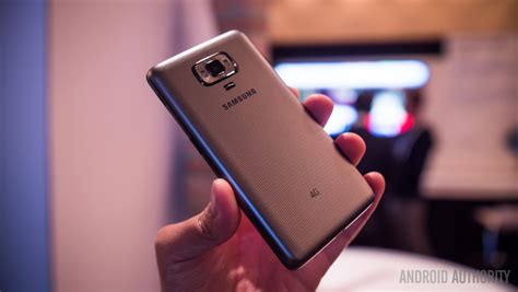 impressions using tizen on the samsung z4 android