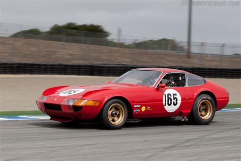 Ferrari 365 GTB/4 Daytona - 2011 Monterey Motorsports Reunion