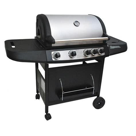 promo barbecue au gaz grillboss philadelphia 4 1 loisirs barbecues