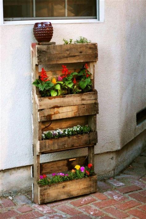 pallet gardening ideas pallet ideapallet idea