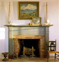 great country fireplace mantel style Home Design Tips - Fireplace Finesse