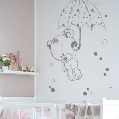 sticker ourson chambre bébé stickers disney chambre bb in this house we do disney