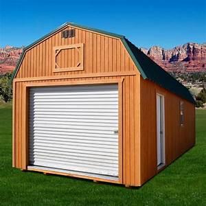 DuraTemp Lofted Garage And Weatherking