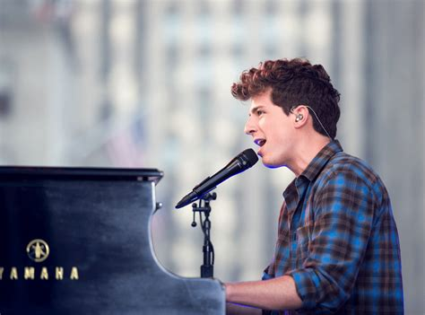 Charlie Puth Dedicates Touching Tribute Of ''see You Again