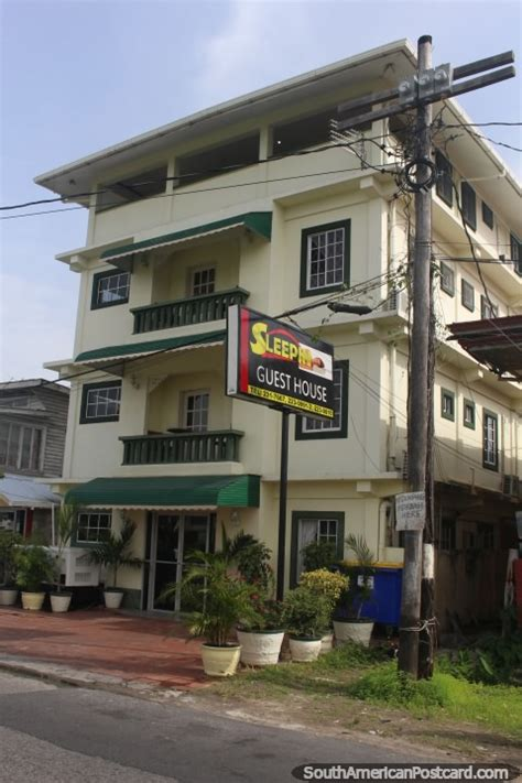 Fitness center, meetings & banquets. Sleep In Guesthouse, Georgetown, Guyana Review and Photo