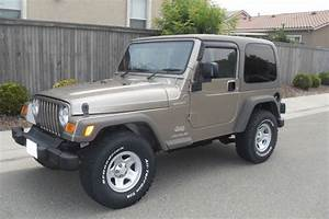 Purchase Used 2006 Jeep Wrangler Sport 4x4 Right Hand