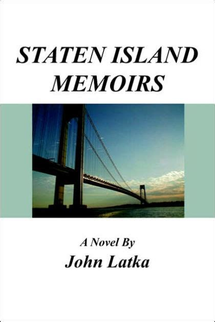 barnes and noble staten island staten island memoirs by latka paperback barnes