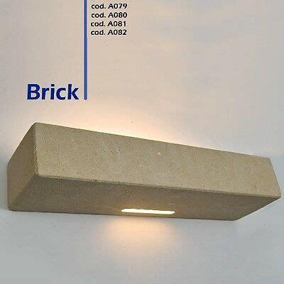applique in pietra lada da parete artigianale in pietra di matera o tufo