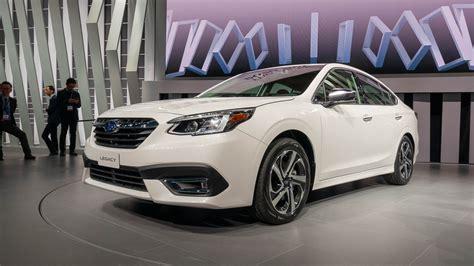 2020 Subaru Legacy Debuts At 2019 Chicago Auto Show