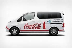 Nissan La Teste : coca cola japon teste le nissan e nv 200 ~ Melissatoandfro.com Idées de Décoration