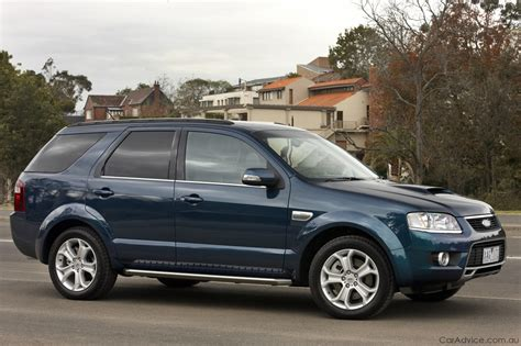 ford territory review