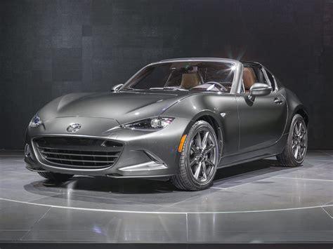 Mazda Mx 5 Miata Rf by New 2017 Mazda Mx 5 Miata Rf Price Photos Reviews
