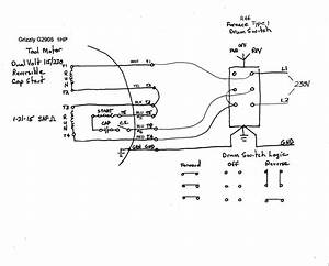 Three Phase Drum Switch Wiring Diagrams