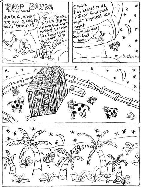 animal behavior comic drawing flies
