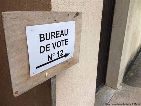 bureau de vote horaire présidentielle 2017 les 1091 bureaux de vote sont