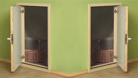 trappe d acces murale trappe de comble pour un acc 232 s sans perte d 233 nergie