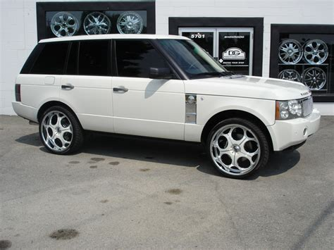 Land Rover Range Rover Modification by Dg Motoring 2007 Land Rover Range Rover Specs Photos