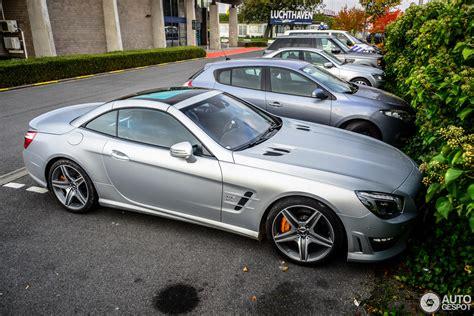Mercedesbenz Sl 65 Amg R231  28 October 2016 Autogespot