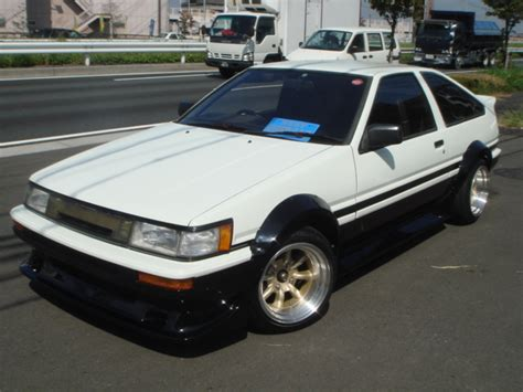 toyota corolla gt coupe twin cam ae  sale car