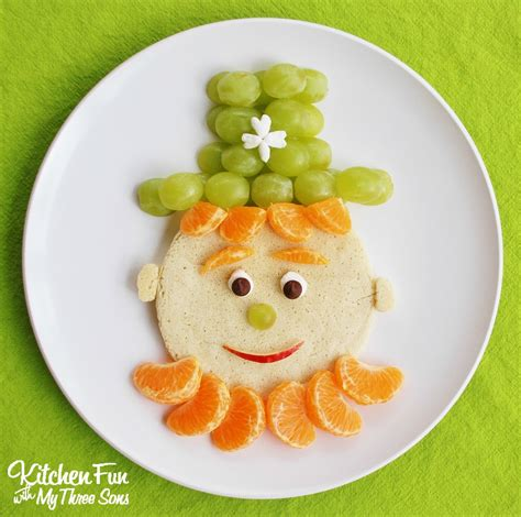 st patricks day leprechaun pancakes fun family crafts