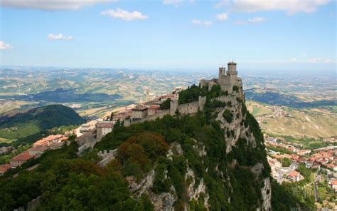 San Marino, a great little country located in Southern Europe.