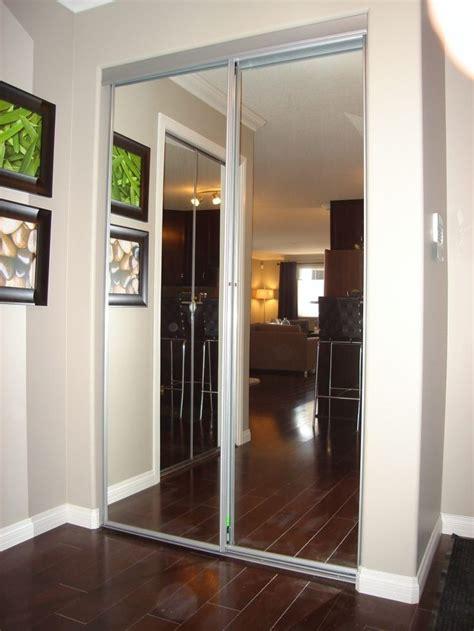 17 best ideas about mirrored closet doors on