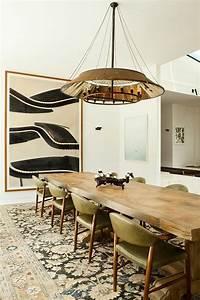 quels meubles de salle a manger pour personnaliser son With meuble salle À manger avec tres grande table salle a manger