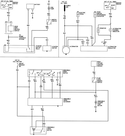 1999 Tauru Wiper Wiring Diagram by Windshield Wiper Motor Wiring Diagram Likeness Pretty 9