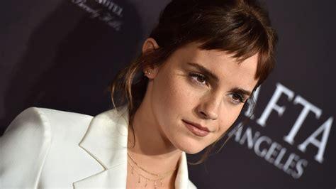 Emma Watson's big donation kicks off the new Time's Up