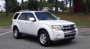 2012 Ford Escape Owners Manual