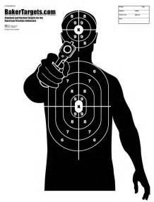 Silhouette Shooting Targets