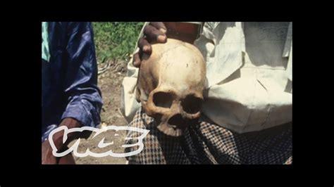 zombie haitian investigating