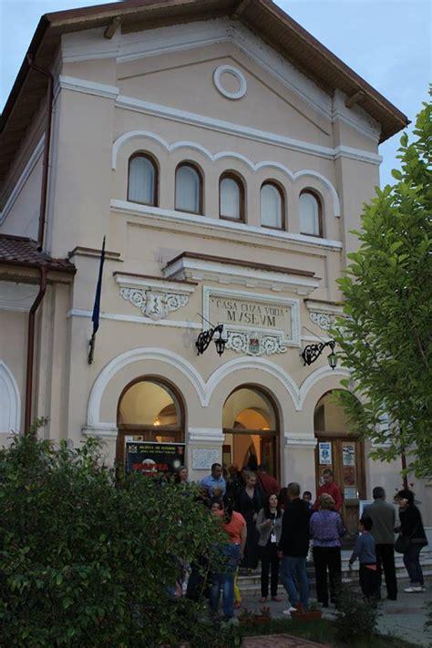 Noaptea Muzeelor   Sărbătoarea europeană a muzeelor