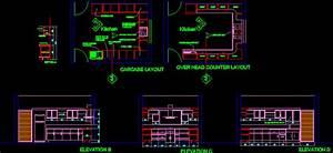 Kitchen Detail Dwg Detail For Autocad Designs Cad