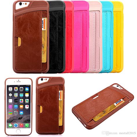 Clicking on the following color links will display the product in that color in the previous images block. Iphone 6 Case Luxury Leather With Credit Card Slots Cases For Iphone6 6g 6s 5 5s Plus 6plus 5.5 ...