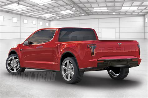 Tesla Model U (pickup) Renders & Speculation From Truck
