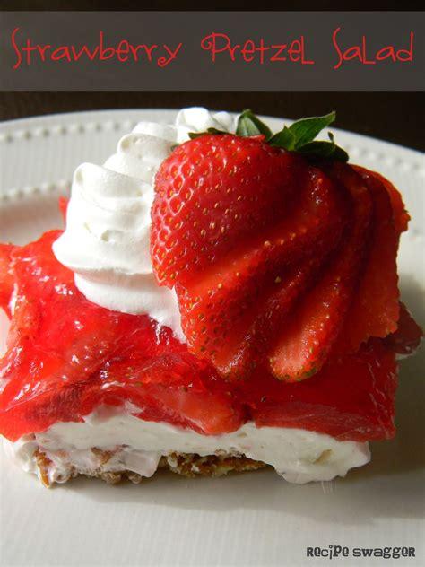 strawberry pretzel salad strawberry pretzel salad recipe dishmaps
