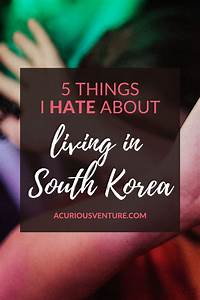 5 things i about living in korea a curious venture