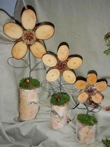 Holzfiguren Selber Machen : 25 einzigartige basteln mit holzscheiben ideen auf pinterest basteln mit holz astscheiben ~ Orissabook.com Haus und Dekorationen