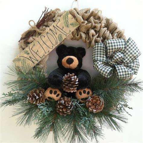 ideas  black bear decor  pinterest bear