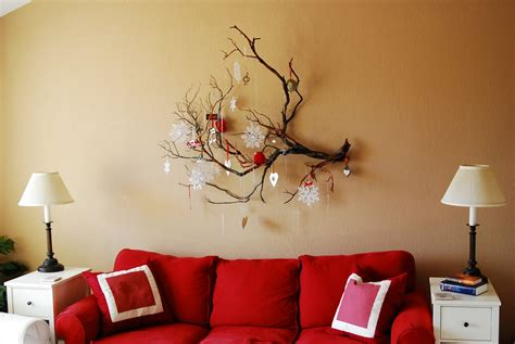 unique home decor branches creatively tree branch decor