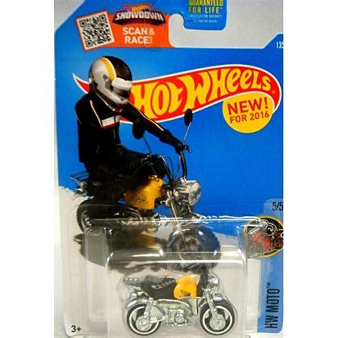 hot wheels honda monkey  mini bike global diecast