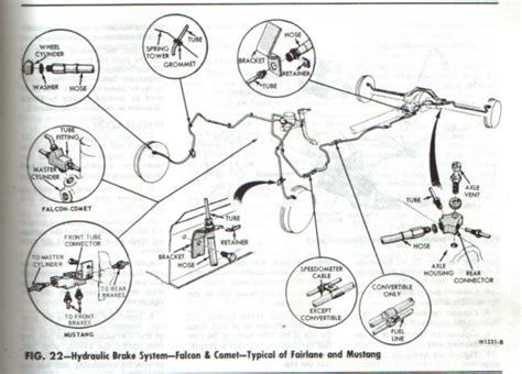 brake   fuel  fasteners vintage mustang forums