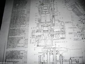 17 Best Images About Harley Davidson Engine Blueprint Drawing Print On Pinterest