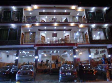 Afaq Hotel in Nathiagali Pakistan   Price, Contacts, Map