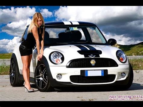 Are Mini Coopers Fast by Fast Driving Bonnie Mini Cooper S Jcw V018