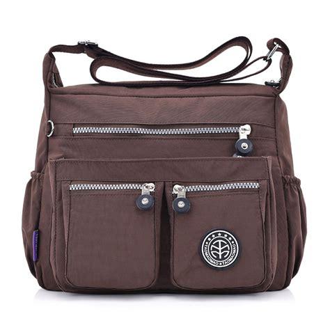 designer messenger bags womens shoulder bags solid zipper luxury