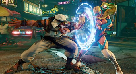 Street Fighter 5  Rachid, Un Combattant Du Moyenorient