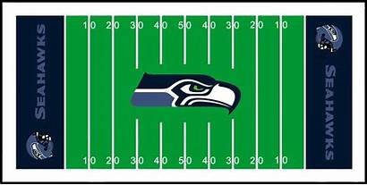 Seahawks Football Seattle Clipart Clip Field Nfl